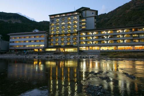 川湯綠屋山水館酒店