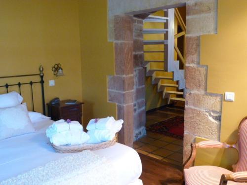 Duplex Suite Casona de San Pantaleón de Aras 9