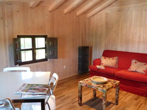 Duplex Suite Casona de San Pantaleón de Aras 10