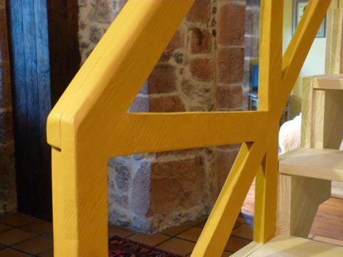 Duplex Suite Casona de San Pantaleón de Aras 12
