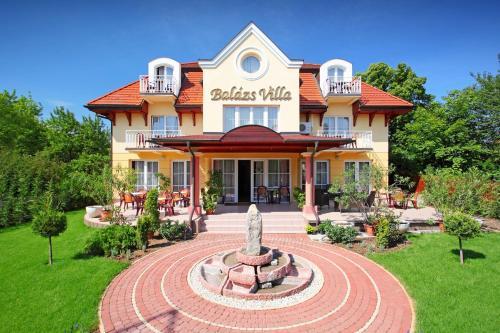 Balazs Villa