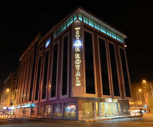 Igdır Hotel Star Royal adres