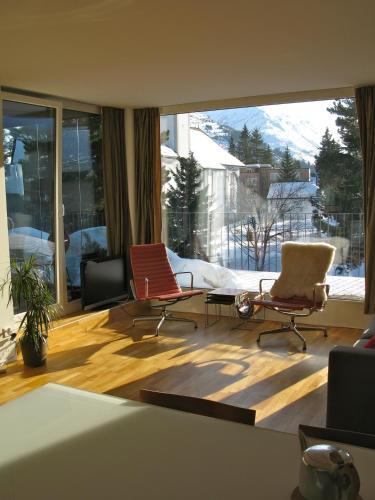 Design Flat in Andermatt Center Andermatt