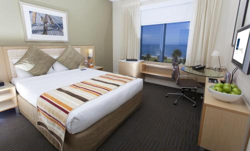 Kamar Standar Double dengan Pemandangan Teluk (Standard Double Room with Bay View)
