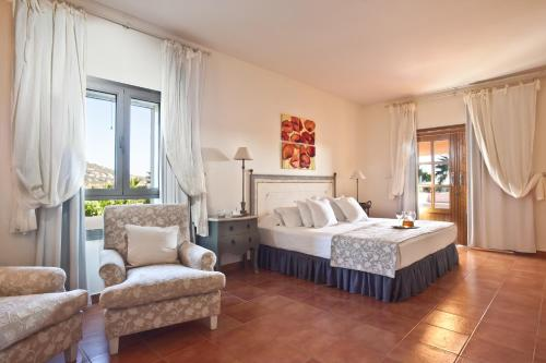 Suite Junior Agroturismo Can Jaume 9