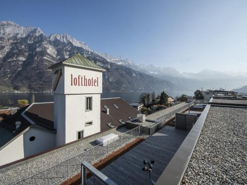 . lofthotel Walensee