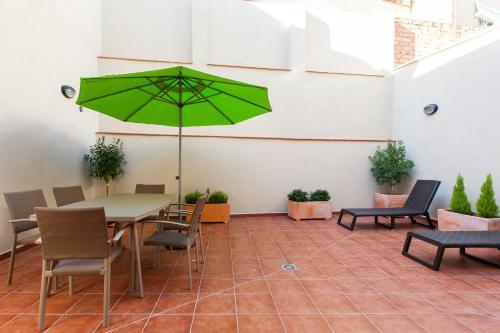 Key San Pau House Terrace - Barcelona impression