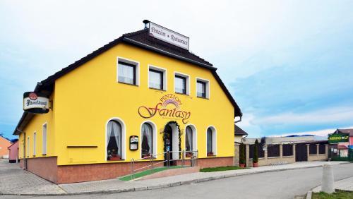 . Penzion Fantasy - restaurant