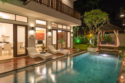 Villa Club Corner Residence By Nagisa Bali