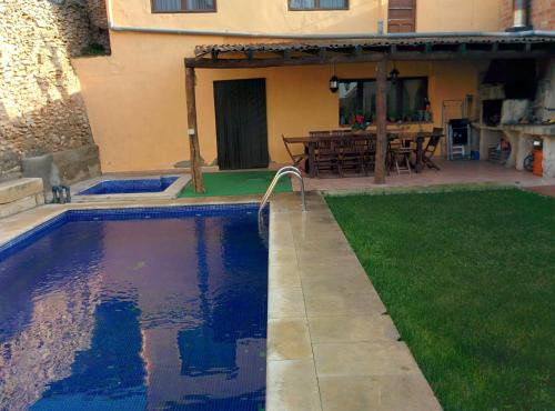 Accommodation in Castellnou de Seana