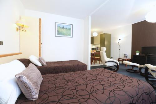 Residence Les Aigues Blanches