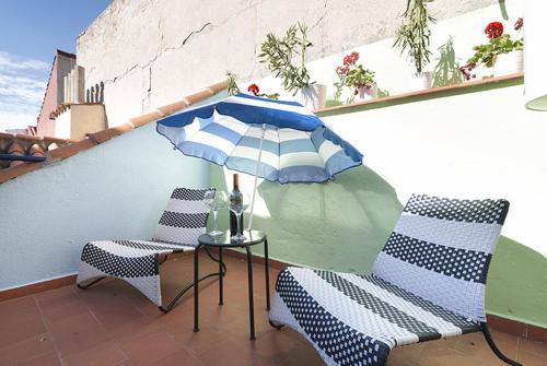 Friendly Rentals Chueca Terrace II