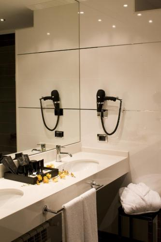 Standard Doppel- oder Zweibettzimmer Hotel Boutique Gareus 8