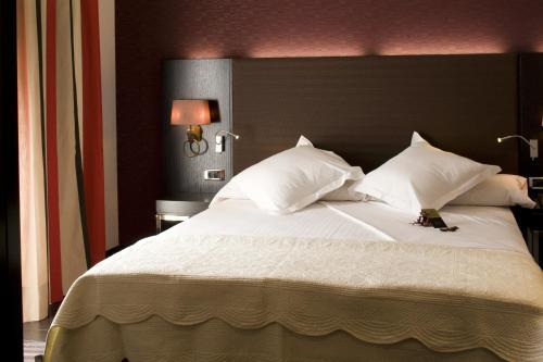Standard Doppel- oder Zweibettzimmer Hotel Boutique Gareus 9