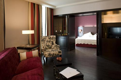 Junior Suite Hotel Boutique Gareus 9
