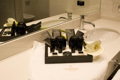 Standard Doppel- oder Zweibettzimmer Hotel Boutique Gareus 6