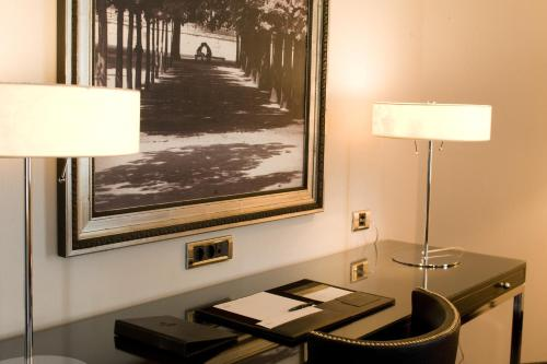 Superior Doppel- oder Zweibettzimmer Hotel Boutique Gareus 7
