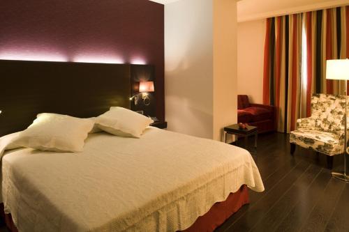 Habitación Doble Superior - 1 o 2 camas Hotel Boutique Gareus 8
