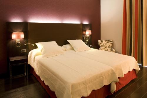 Habitación Doble Superior - 1 o 2 camas Hotel Boutique Gareus 5