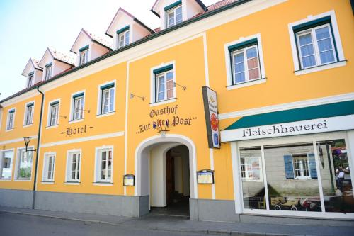 . Hotel-Gasthof-Fleischerei - Zur alten Post