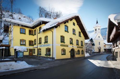 Hotel Grafenwirt Wagrain