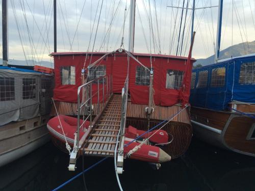 Fethiye Sea Angel 2 Yachting telefon