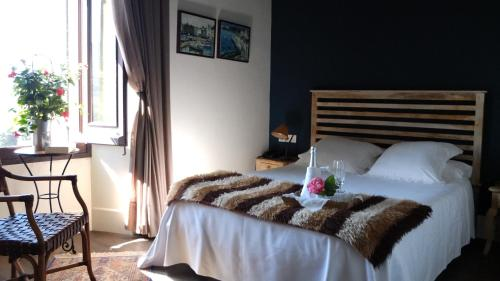 Superior Double Room - single occupancy Mas de Baix 13