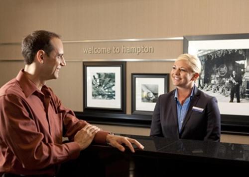 Hampton Inn Rome - Hotel