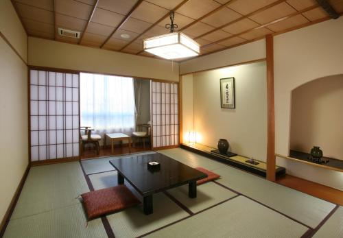 Japanese-Style Triple Room