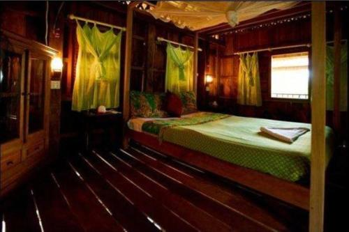 Le Bout du Monde - Khmer Lodge стая снимки