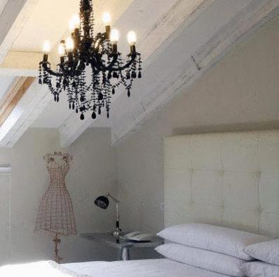 Habitación Doble - 1 o 2 camas Hotel el Jardín de Eugenia 8