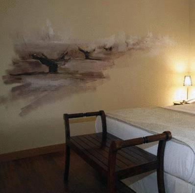 Habitación Doble - 1 o 2 camas Hotel el Jardín de Eugenia 9