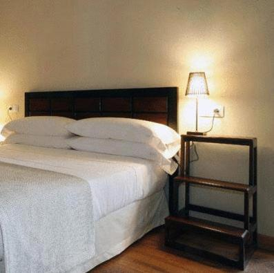 Habitación Doble - 1 o 2 camas Hotel el Jardín de Eugenia 10