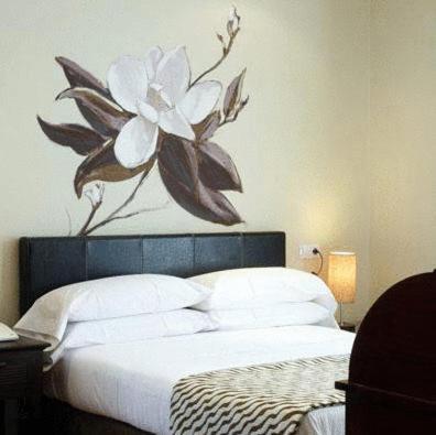 Habitación Doble - 1 o 2 camas Hotel el Jardín de Eugenia 11