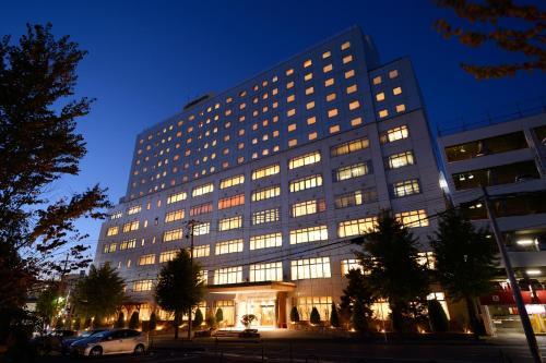 . Yamagata Kokusai Hotel
