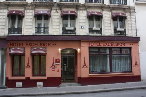 Hotel Excelsior - Hôtel - Paris