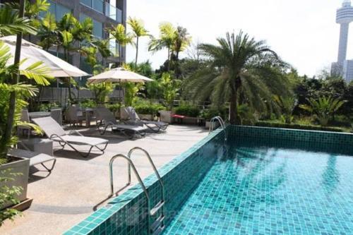 Park Royal 3 Apartment พาร์ค รอยัล 3 อพาร์ทเมนท์