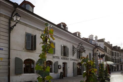 Auberge Communale De Carouge