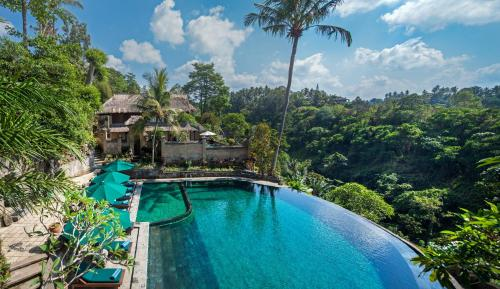 10 Hotels With Infinity Pools In Ubud Indonesia Trip101