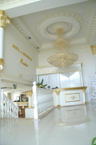 . Hotel President - Hotel Pracowniczy