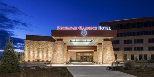 __{offers.Best_flights}__ Shoshone-Bannock Hotel and Event Center