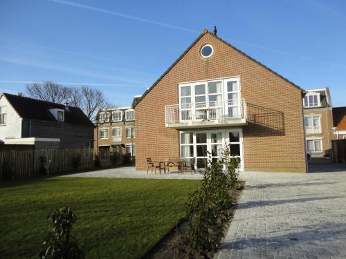 Appartementen Zee Domburg