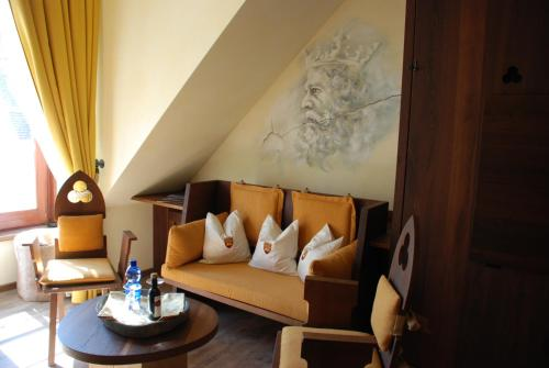 Mittelalterhotel-Gästehaus Rauchfang photo 4