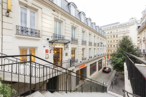 Hôtel Du Bois Champs-Elysées photo 23