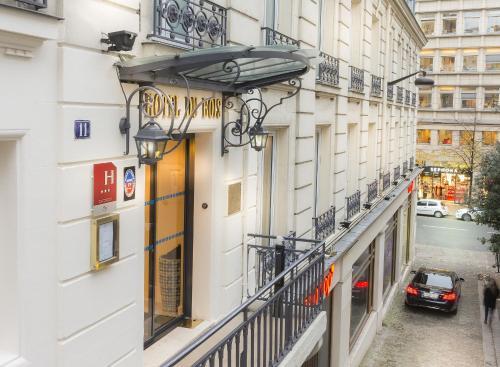 Hôtel Du Bois Champs-Elysées photo 26