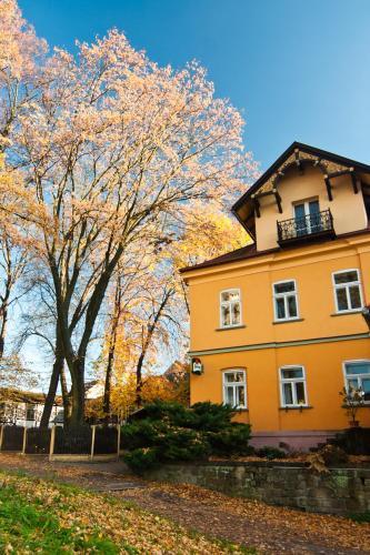 . Hotel Praha Potštejn
