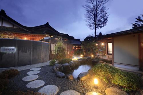 Fuji Onsenji Yumedono - Accommodation - Fujikawaguchiko
