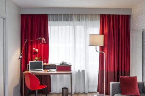Aparthotel Adagio Paris Bercy Village photo 25