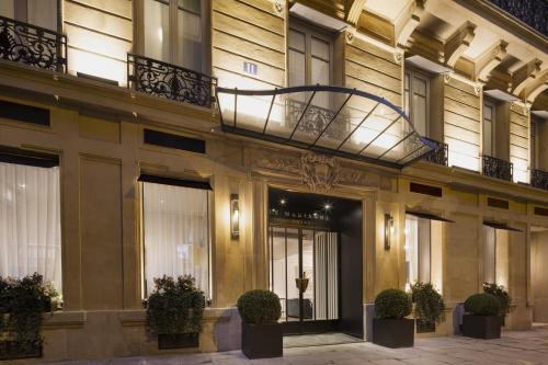 Hôtel Le Marianne impression