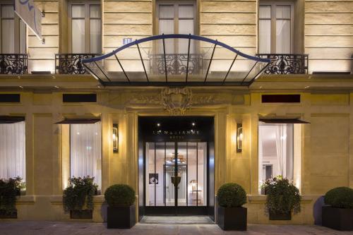 Hôtel Le Marianne photo 18